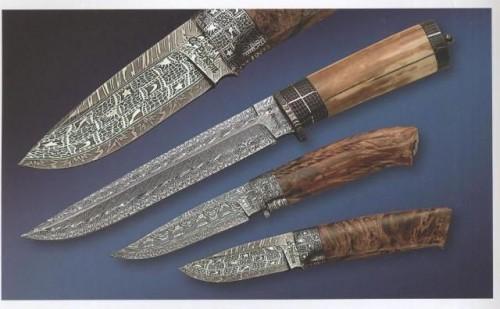 Ножи ручной работы. Фото. Часть 2.