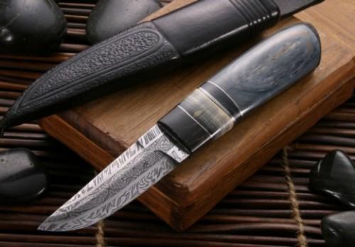 Авторские ножи. Фото.