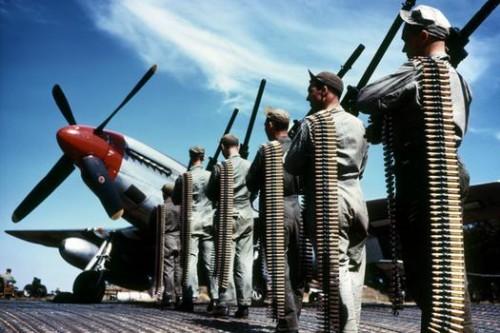 США во Второй Мировой Войне. Фото 3.
