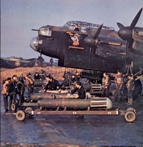 Англия во Второй Мировой Войне. Фото.