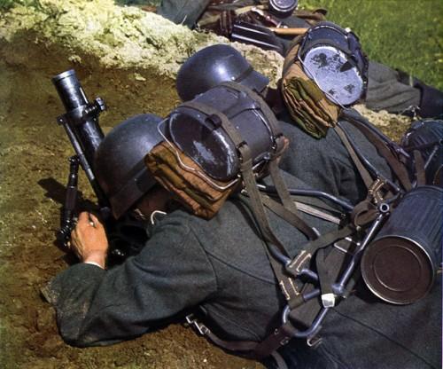 Германия во Второй Мировой Войне. 30 Фото. Часть 2.