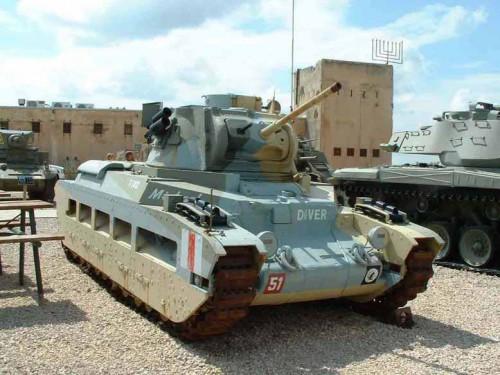 Музей бронетанковой техники в Латруне (Израиль). Часть 3.