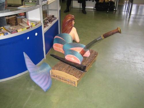 """Выставка """"Клинок - традиции и современность"""" 22-25 апреля 2010г."""