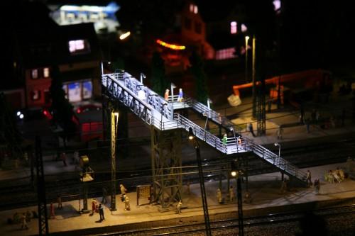 Самая большая в мире модель железной дороги Miniature Wunderland. Часть 5.