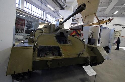 фото паттон танк