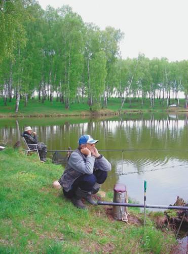 погода в губкине рыбалка