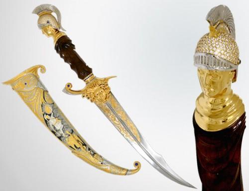 Украшенное оружие - Ножи. Часть 1.