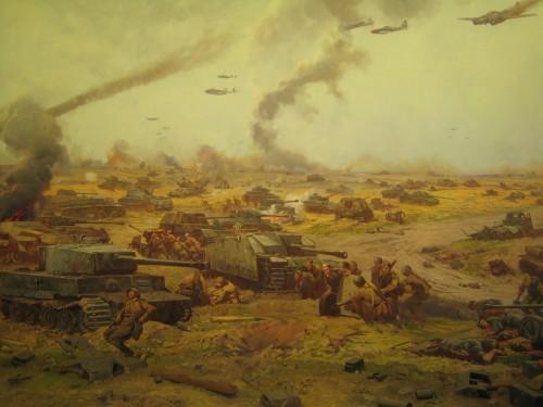 Центральный музей Великой Отечественной войны на Поклонной горе. Часть 1.