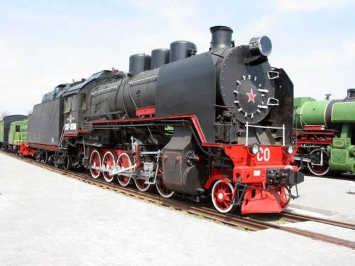 Брестский музей железнодорожной техники. Часть 1.