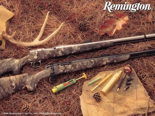 Оружие фирмы Remington.