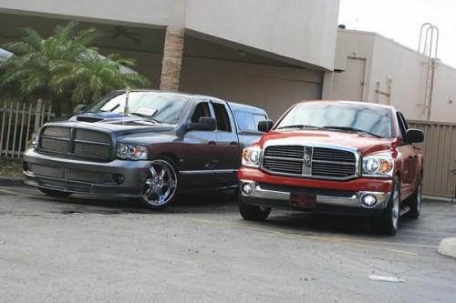Dodge RAM. Часть 2.