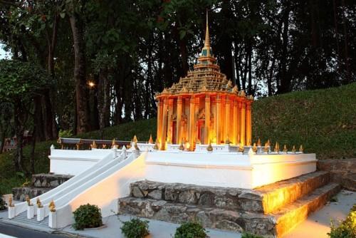 Парк Миниатюр - Мини-Сиам в Тайланде. Часть 3.