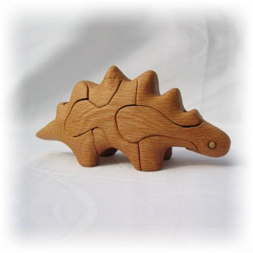 3D-пазлы из дерева. (37 фото)
