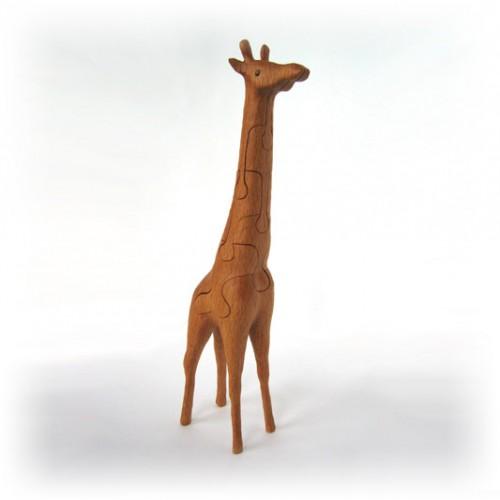 Жирафы из дерева своими руками 561