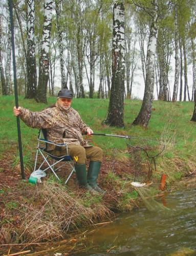апрелевка места для рыбалки в