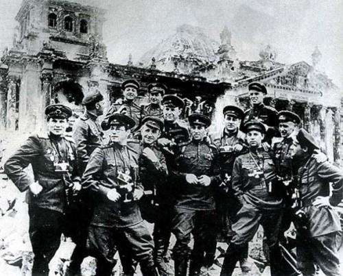 Подборка фотографий по ВОВ