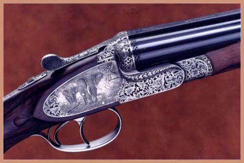 Оружейный художник Лоренцо Гамба. Часть 1. (31 фото)