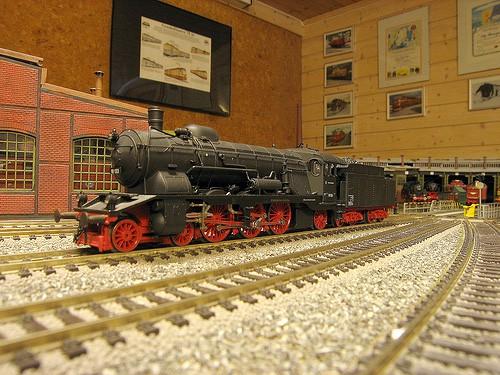 Железнодорожный моделизм. 47 фото.