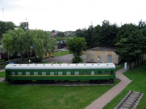 ВАГОН ПАССАЖИРСКИЙ (жесткий) цельнометаллический длина вагона 23,6 м, купированной постройки ГДР.