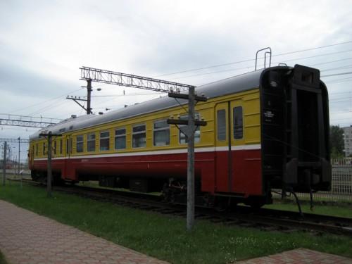 Музей железнодорожной техники города Барановичи. Часть 1. (21 фото)
