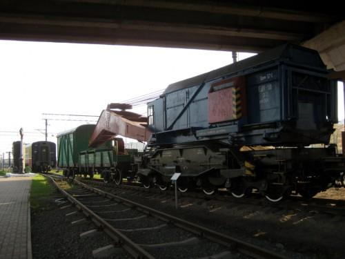 Музей железнодорожной техники города Барановичи. Часть 3. (16 фото)