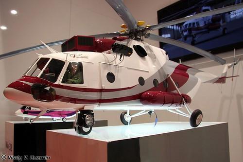 3-я Международная выставка вертолетной индустрии HeliRussia 2010. Часть 2. (28 фото)