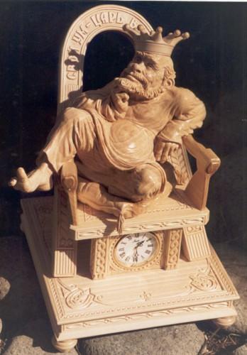 Авторские работы Юрия Фирсанова. Коллекция «Русская душа часов». Часть 1. (20 фото)