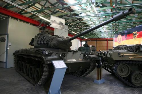 Музей бронетанковой техники в г. Мунстере (Германия). Часть 5. (50 фото)