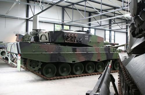 Музей бронетанковой техники в г. Мунстере (Германия). Часть 6. (60 фото)