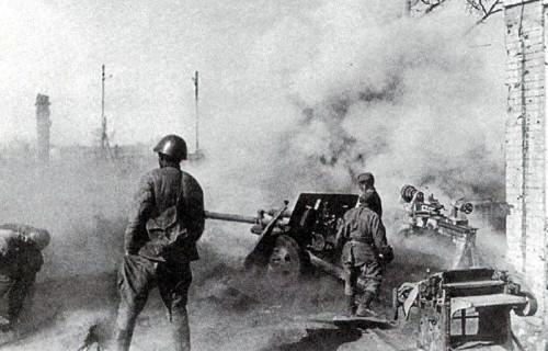 Фотографии ВОВ. Оборона Сталинграда. (30 фото)