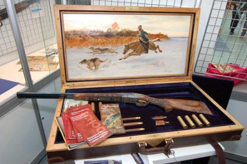 Московская международная выставка «ARMS & Hunting 2008» («Оружие и Охота 2008»). Часть 2. (35 фото)