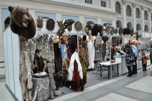 Московская международная выставка «ARMS & Hunting 2009» («Оружие и Охота 2009»). Часть 1. (45 фото)