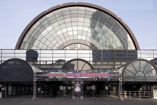 """Выставка """"Osaka AUTOMESSE 2010"""" (Япония). Часть 1. (50 фото)"""