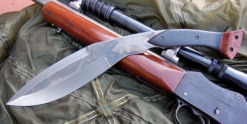 Подборка  холодного оружия. Авторские работы. Часть 5. (51 фото)