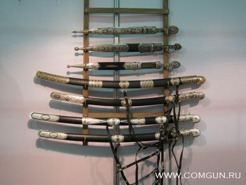 9-я международная выставка «Охота. Рыбалка. Отдых. Осень 2010». Часть 2. (48 фото)