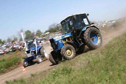 Гонки на тракторах «Бизон-Трек-Шоу 2009»