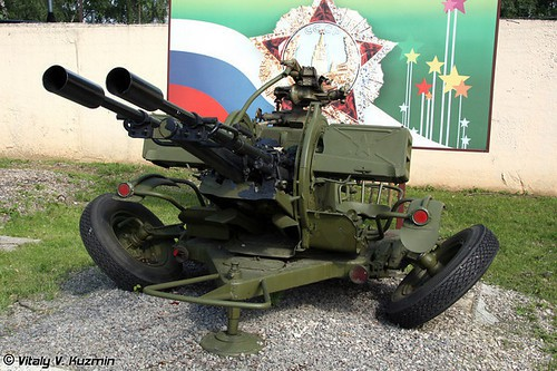 Коллекция бронетехники в Московском суворовском военном училище. (46 фото)
