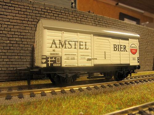 Железнодорожный моделизм. 50 фото.