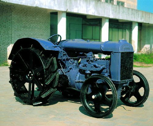 Трактор «Фордзон-Путиловец»