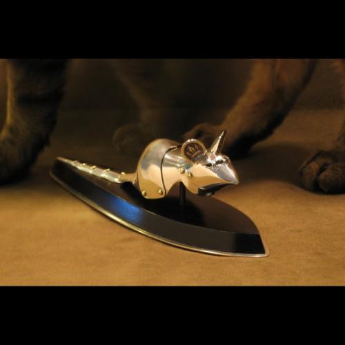 Jeff de Boer. Доспехи для котов и мышей. (36 фото)