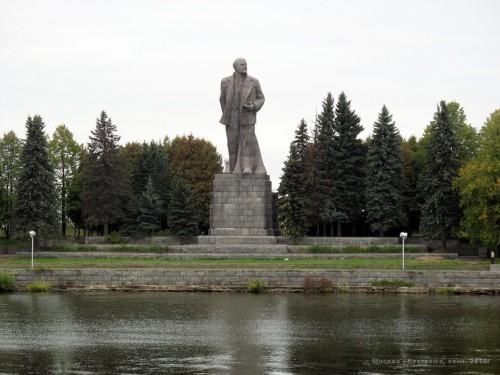 Путешествие по Волге. Часть 1. Канал Москва-Волга.