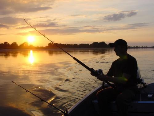 Безопасность на рыбалке!