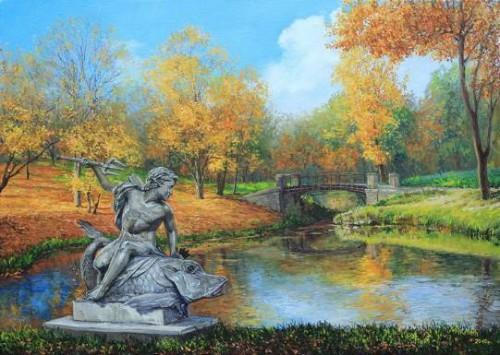 Работы украинской художницы Ольги Дидык. (25 фото)