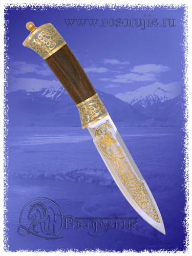 Украшенное оружие - Ножи.