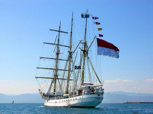 Парусные Корабли. (36 фото)