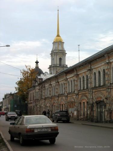 Путешествие по Волге. Часть 4. Рыбинск.
