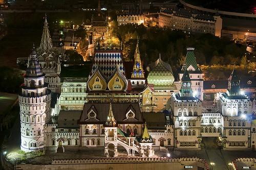 Кремль в Измайлово. Часть 2. (55 фото)