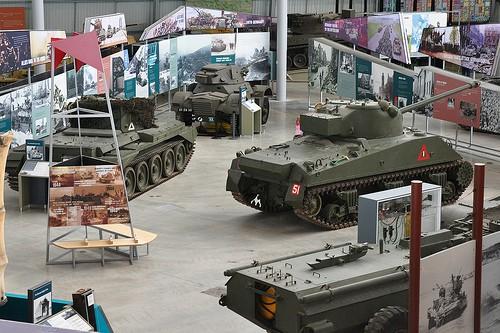 Танковый музей в Бовингтоне (Англия). Часть 6. (50 фото)