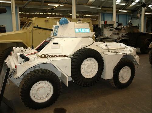 Танковый музей в Бовингтоне (Англия). Часть 5. (50 фото)