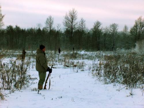 Охота зимой - снаряжение и экипировка.